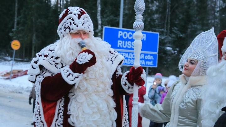 Деду Морозу построят дом за 350 млн рублей