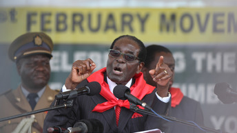 СМИ: Президент Зимбабве сдался, и согласился добровольно уйти в отставку