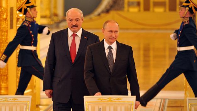 Лукашенко за российские деньги нас и предаёт
