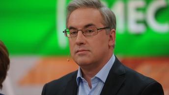 Российский ведущий в прямом эфире подрался за правду с украинским экспертом