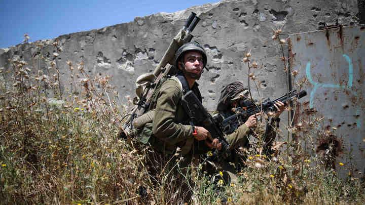 Израиль атаковал объекты военной инфраструктуры в секторе Газа