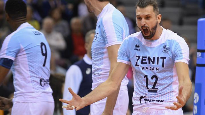 Казань примет сильнейших волейболистов Лиги чемпионов