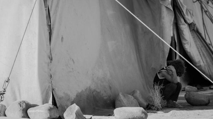 Лучшие друзья США сделали живой щит из детей - источник публикует фото из Сирии