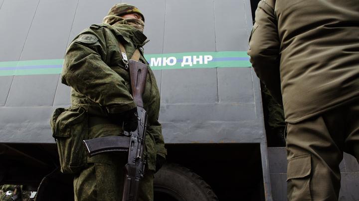 Зоркий глаз сбит, огонь подавлен: В Донбассе жёстко ответили ВСУ на провокацию