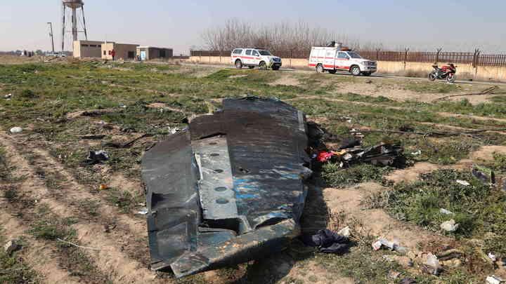 Обещания надо выполнять: Украина потребовала от Ирана чёрные ящики сбитого Boeing