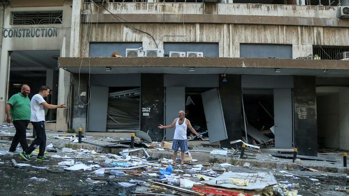 Больницы Бейрута переполнены: Тысячи раненых, людей вывозят из города