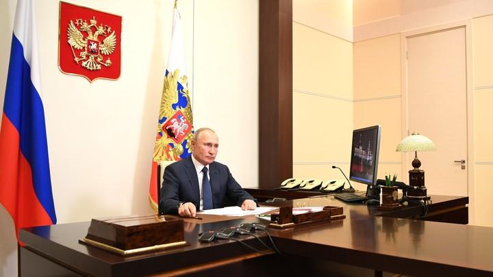 Путин готов к разговору с Россией в необычном формате