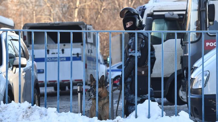 ОНК сообщила об этапировании Алексея Навального в колонию во Владимирской области