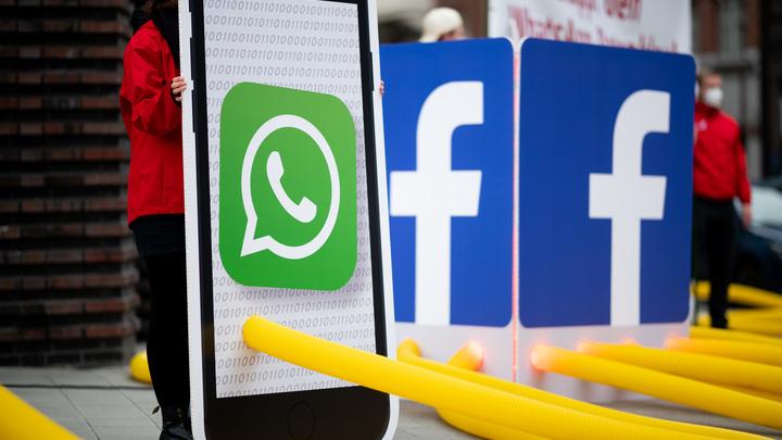 Facebook набрал в России штрафов на 90 миллионов рублей