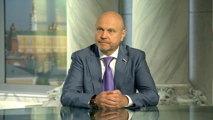 Сергей Катасонов: Новый закон - это не контрсанкции, а вновь игра