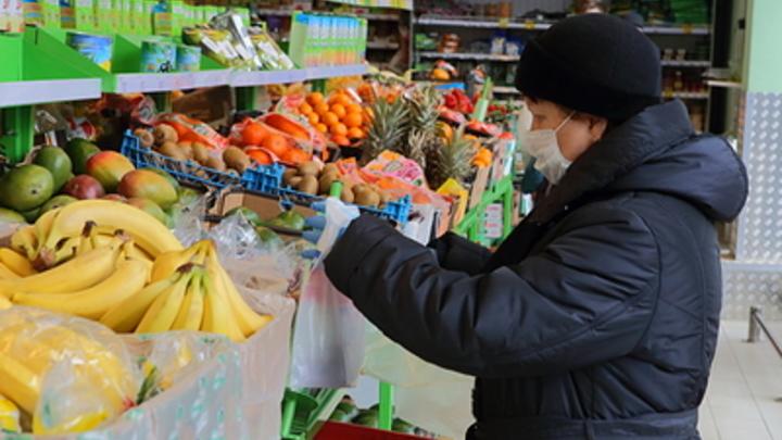 В августе в Новосибирске цены на продукты выросли на 6,7%