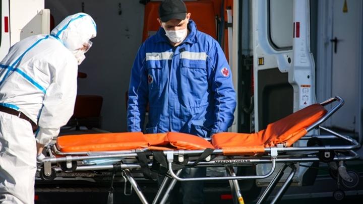 За сутки от коронавируса в Кузбассе умерли шесть человек, 200 заболели