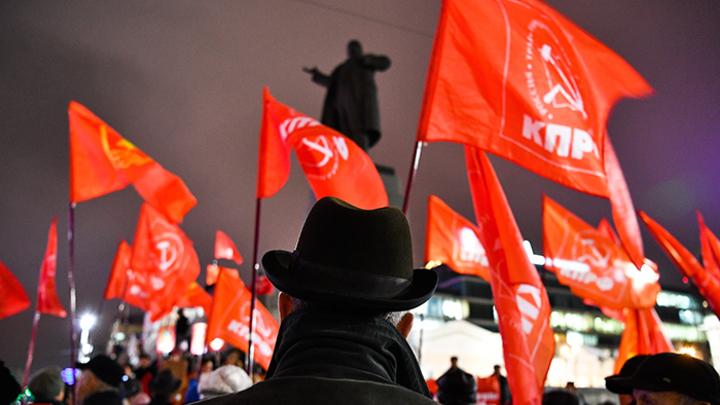 Красные от стыда: КПРФ «слила» все, что могла