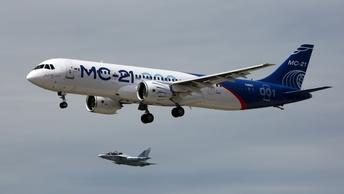 За последние 20 лет не было такого события: Летчик-испытатель о новом самолете МС-21