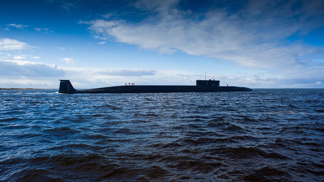 В России будет самая большая и самая неуловимая подлодка