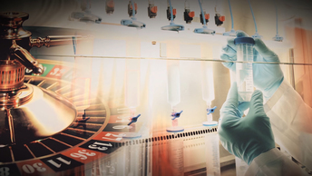 Генетическая рулетка - игра на наши жизни. Онлайн-трансляция