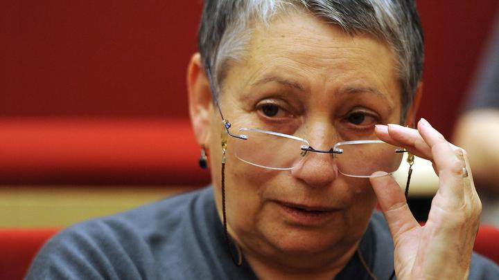 Украинское ТВ: Улицкая и Гордон рассуждают об «ущербности» русских генов