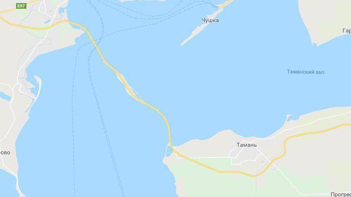Google Maps открыли Крымский мост с опозданием на два дня