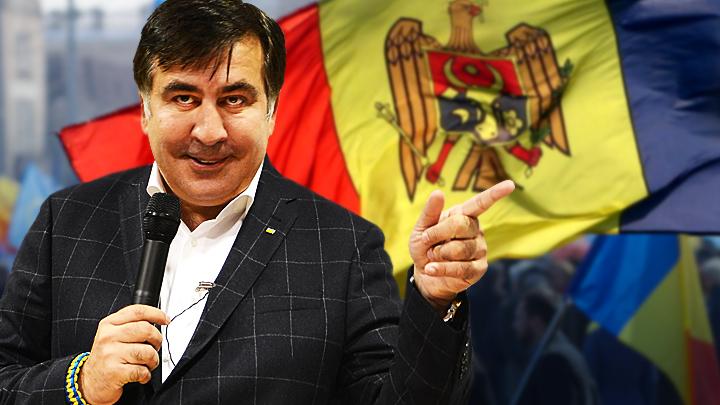 «Там, где этот тип, всегда галстуков на рынках не хватает!»: Кризис в Молдавии устроил Саакашвили