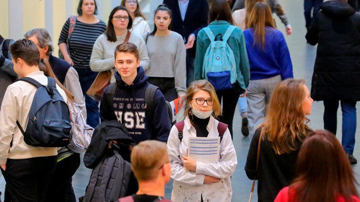 Умом студента не понять: До чего проклятый Путин довёл молодёжь