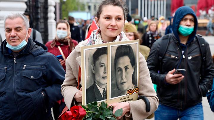 День Победы отделил людей от нелюдей: что показал первый месяц Народного голосования