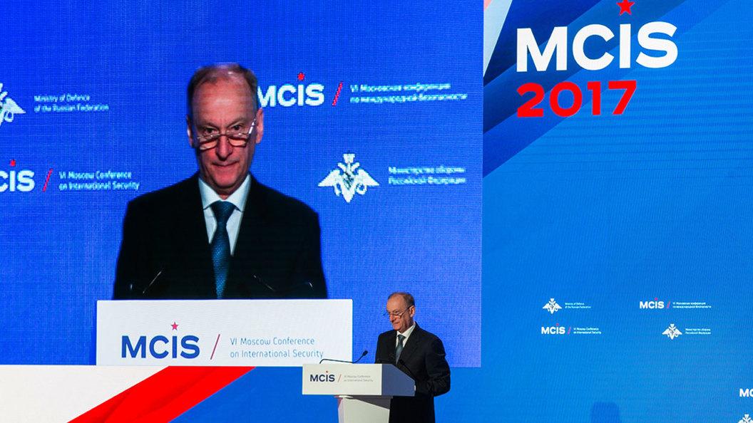 Патрушев: Борьба с терроризмом - не повод для вмешательства в дела суверенных государств