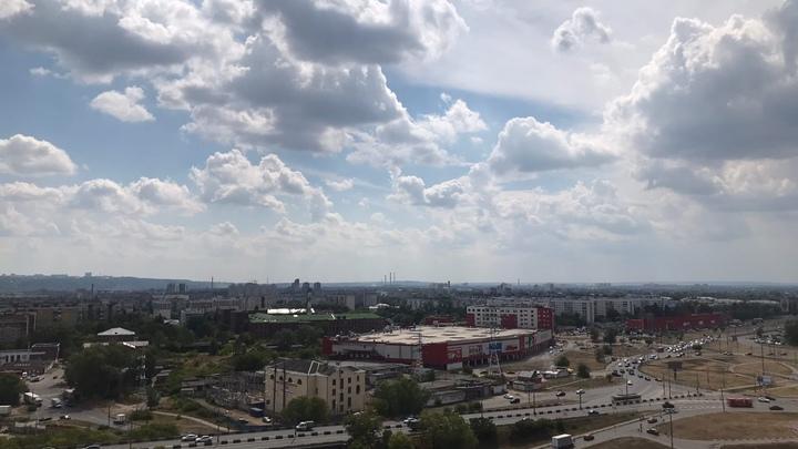 Жара вернулась в Нижегородской области на 1 - 3 августа