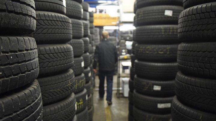 Водителей, не сменивших резину по сезону, хотят штрафовать