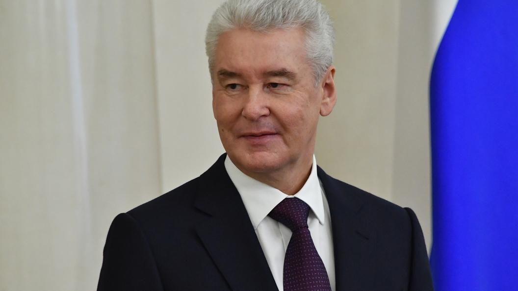 Собянин открыл в Москве транспортно-пересадочный узел
