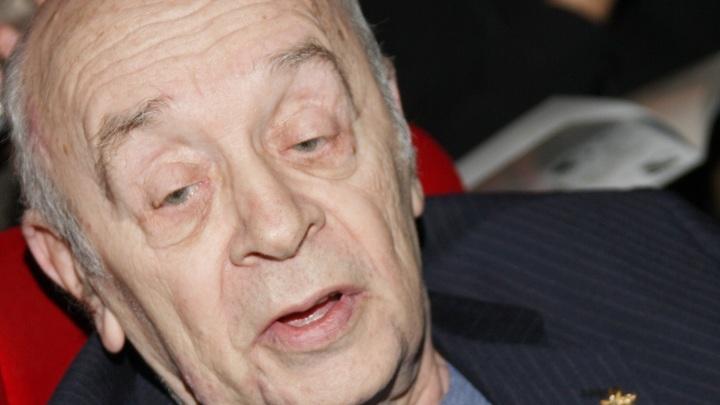Леонида Броневого похоронят рядом с художником и артистом