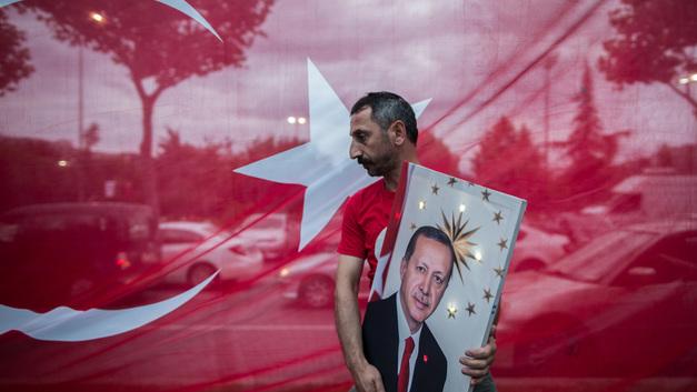 Народ выбрал Эрдогана: Спикер правительства Турции сообщил результаты выборов президента