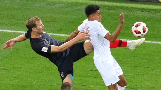 «А наши боролись лучше»: Болельщики оценили игру футболистов сборной Англии в матче с Хорватией