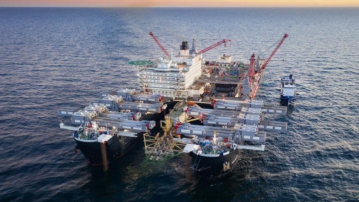Кто вставляет палки в колёса Северному потоку - 2: Дания назвала авторов жалобы на российский газопровод