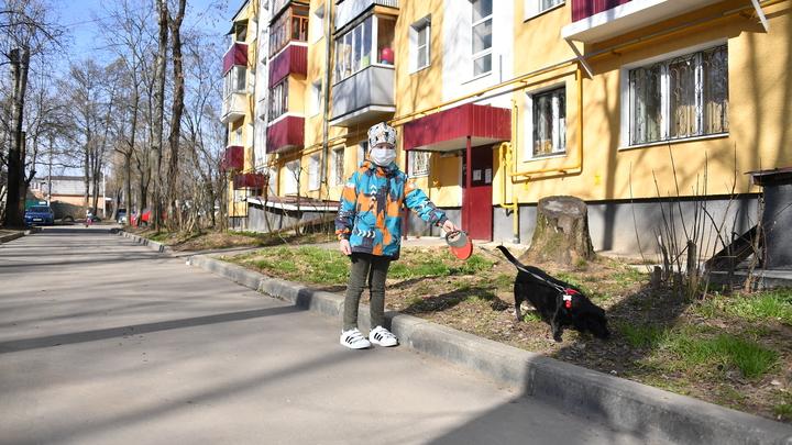 Коронавирус атакует детей: Почти каждый десятый заражённый в Москве - ребёнок