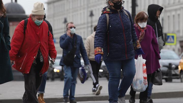 Маски и перчатки можно снять, но: Власти Петербурга рассказали о смягчении карантина