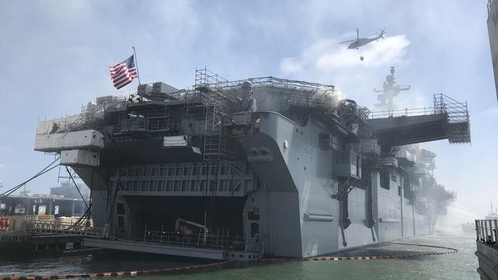 Военные США понесли крупнейшую потерю. Западные СМИ признают