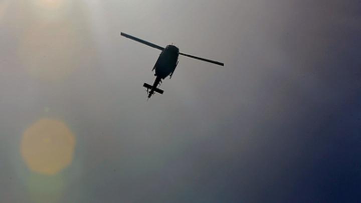 Был сбит? В Сирии рухнул американский вертолёт - Muraselon