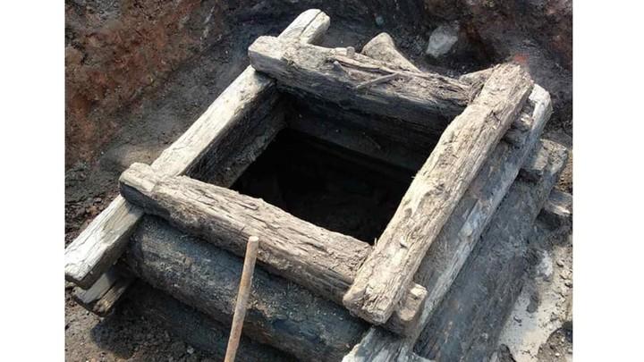 Найденный в Нижнем Новгороде колодец XIX века оказался пригодным для дальнейшего использования