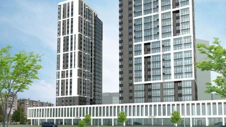 В Челябинске на пустыре у арены Трактор построят 25-этажный жилой комплекс