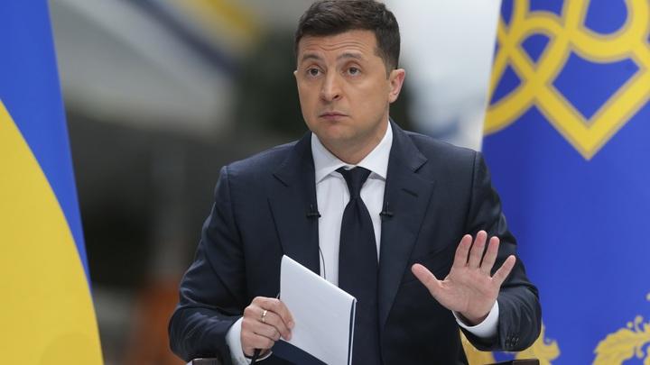 """""""Просто безумие!"""": Шутка Зеленского об Украине стала реальностью"""