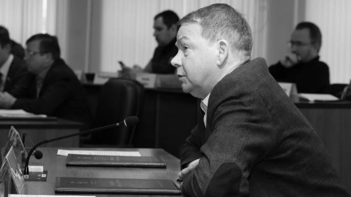 Умер экс-депутат нижегородской городской Думы Евгений Сабашников