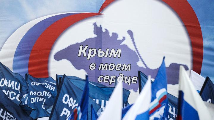 «Крымнаш» устроили нацисты на Майдане