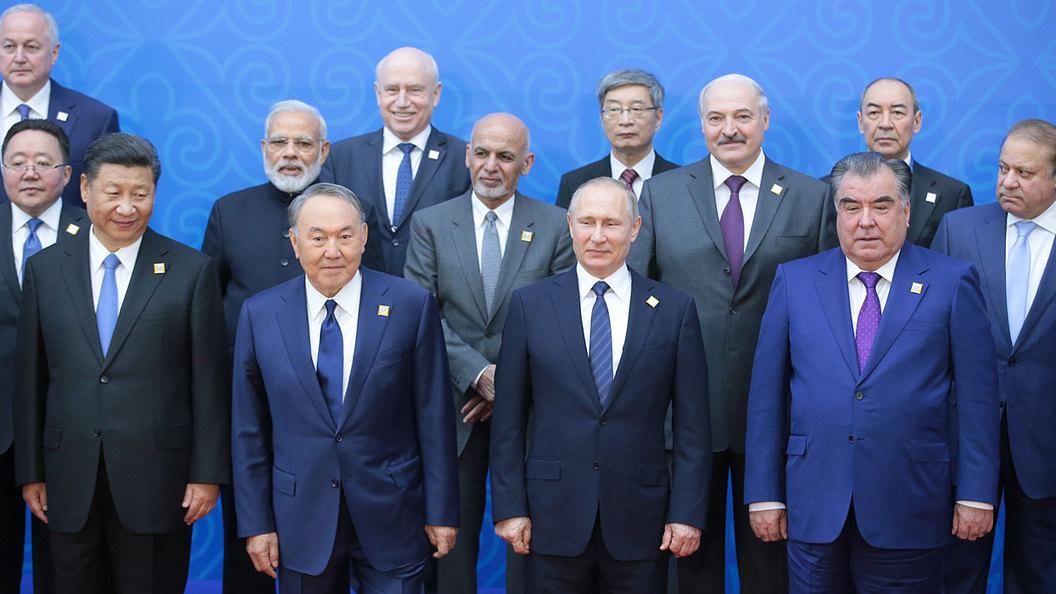 Страшный сон Запада стал явью - Евразия объединилась