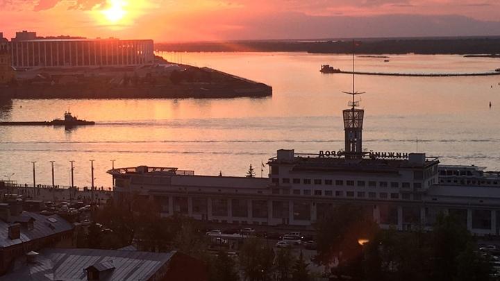 Штормовое предупреждение: в Нижегородской области ожидается аномальная жара