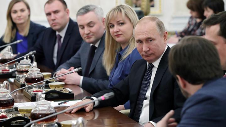 Состоялась ли встреча Путина с его преемником?
