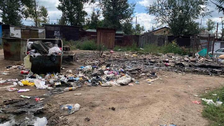 Перед выборами в Чите расчистят 154 несанкционированные свалки