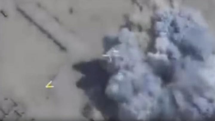 По Сирии нанесли ракетные удары - иностранные СМИ показывают видео