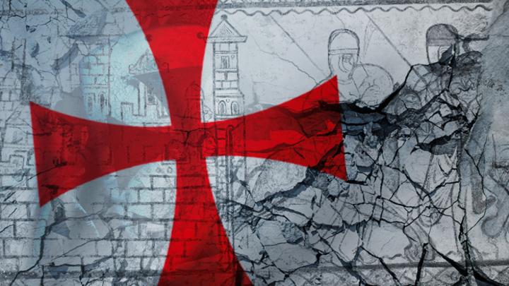 Конец ордена тамплиеров, или Неудавшаяся попытка первой буржуазной революции
