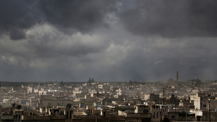 Российские военные нанесли массированный удар по боевикам в Сирии - СМИ