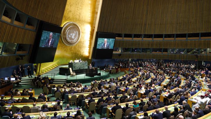 Российских дипломатов не пустили в ООН: Зачем США это сделали
